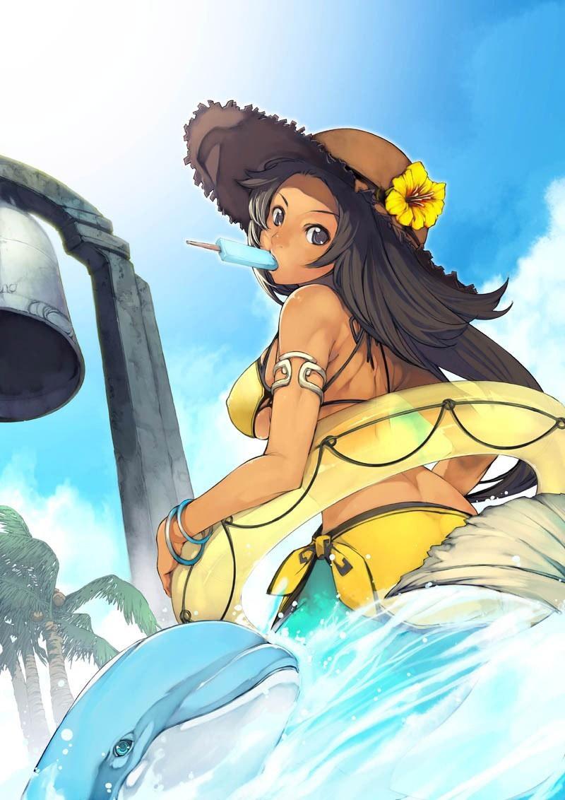 【おっぱい】無人島に何か持っていけなくていいから人魚がいる島に送って欲しい!【40枚】 16
