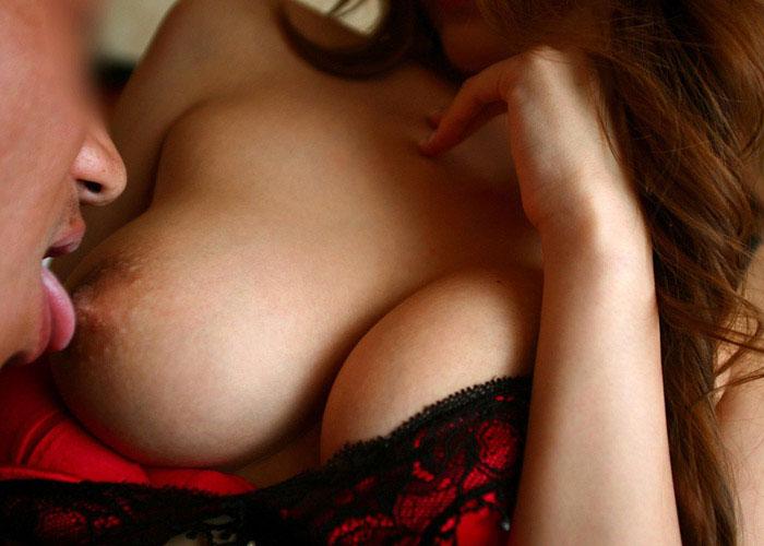 【おっぱい】おっぱいマイスターとして愛撫は乳首を重点的に攻めざるをえない!【47枚】 05