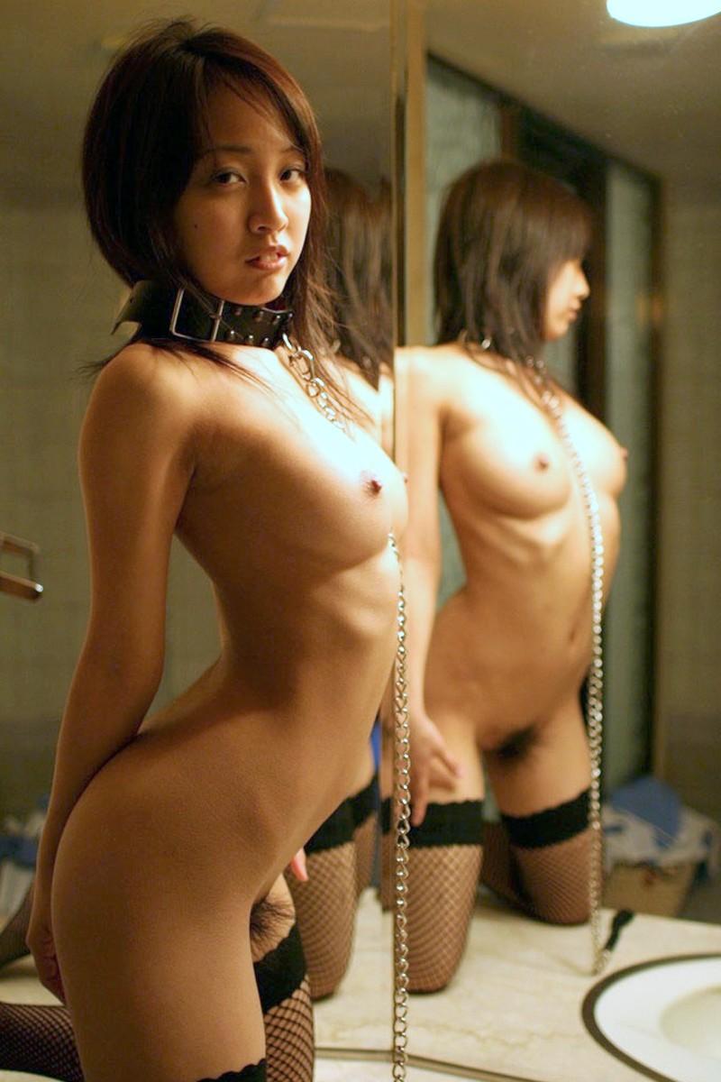 【おっぱい】鏡の向こう側でおっぱいが見えている鏡撮りのおっぱい画像まとめ【31枚】 11
