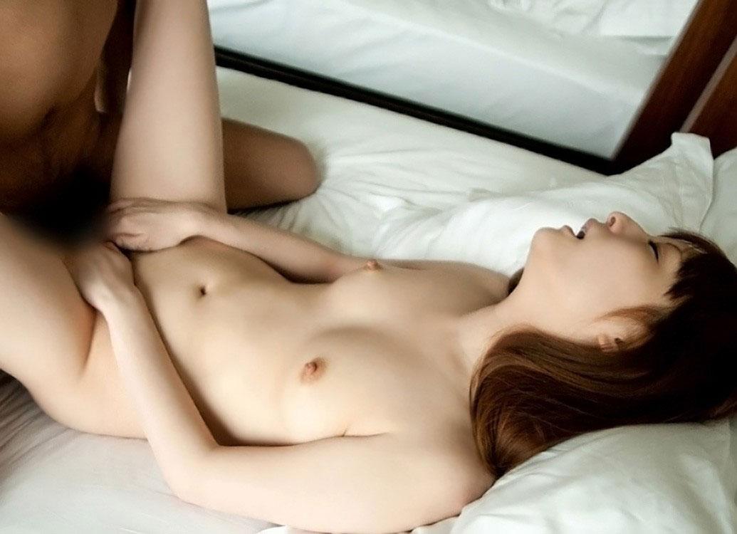 【おっぱい】どうせセックスするならおっぱいも楽しめる正常位だよな!w【34枚】 17