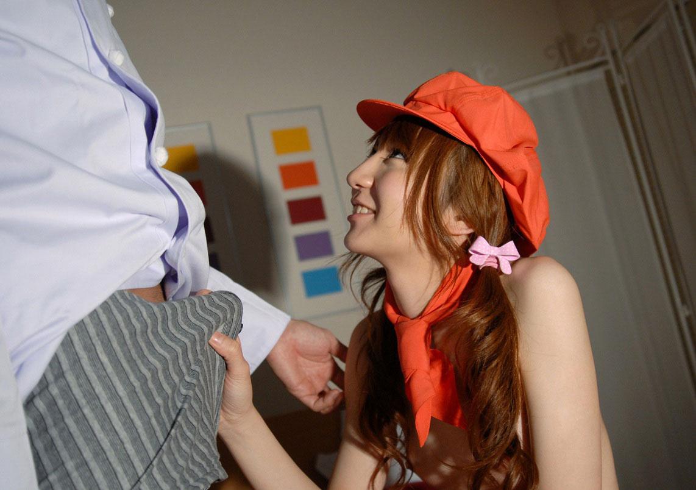 【おっぱい】肩を少し狭めて気だるそうに見下ろし手コキしている女の子のチラ見えおっぱいが好きです!【36枚】 29