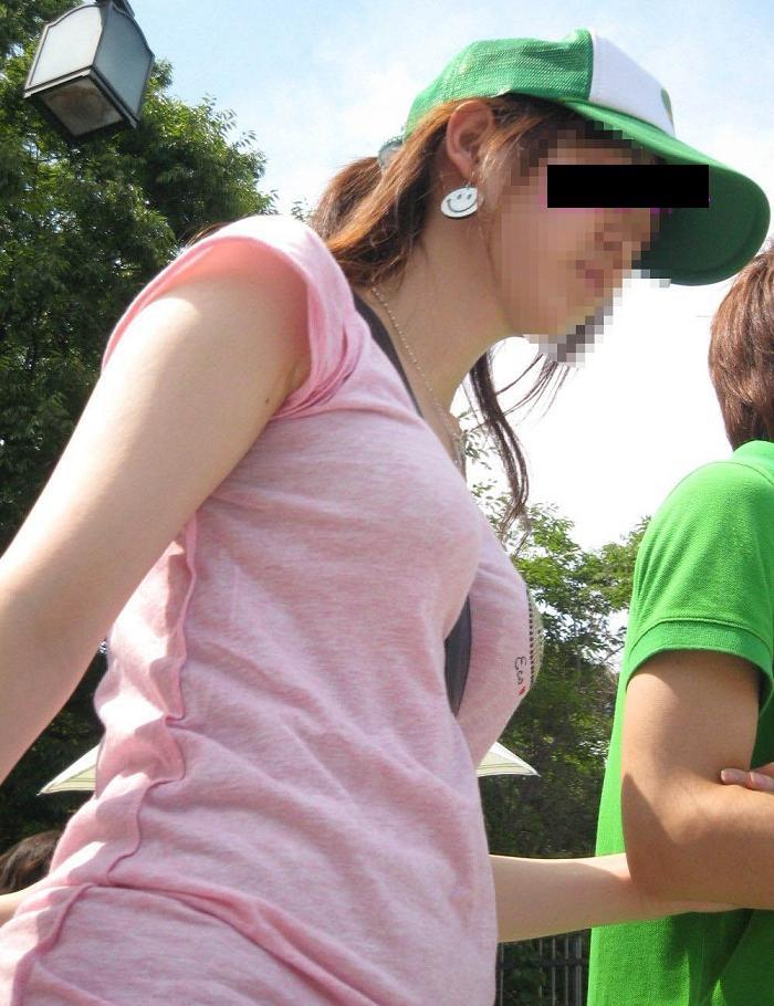 【おっぱい】パイスラしている女の子って絶対わかってやってるよなwww【30枚】 05