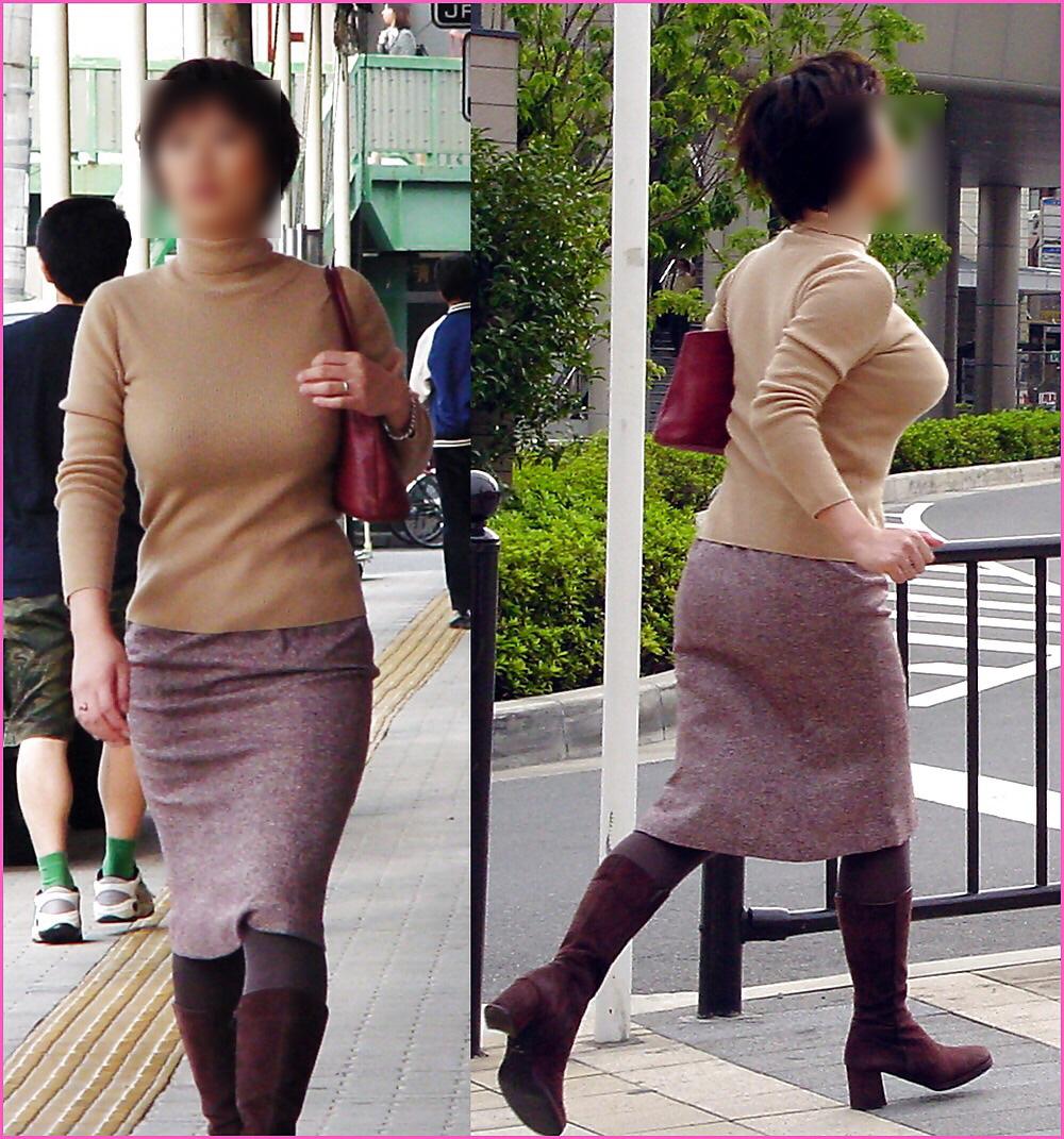 【おっぱい】巨乳であることに不便を感じるのはファッションが一番かもしれないwww【30枚】 09