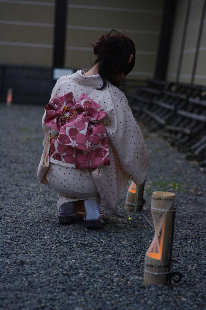 【おっぱい】日本人として安定して抜ける着物から覗くおっぱいたちwww【30枚】 14