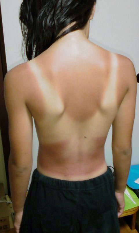 【おっぱい】夏にしっかりと焼いた女の子だけが持てる日焼けエロスという特殊能力【43枚】 23