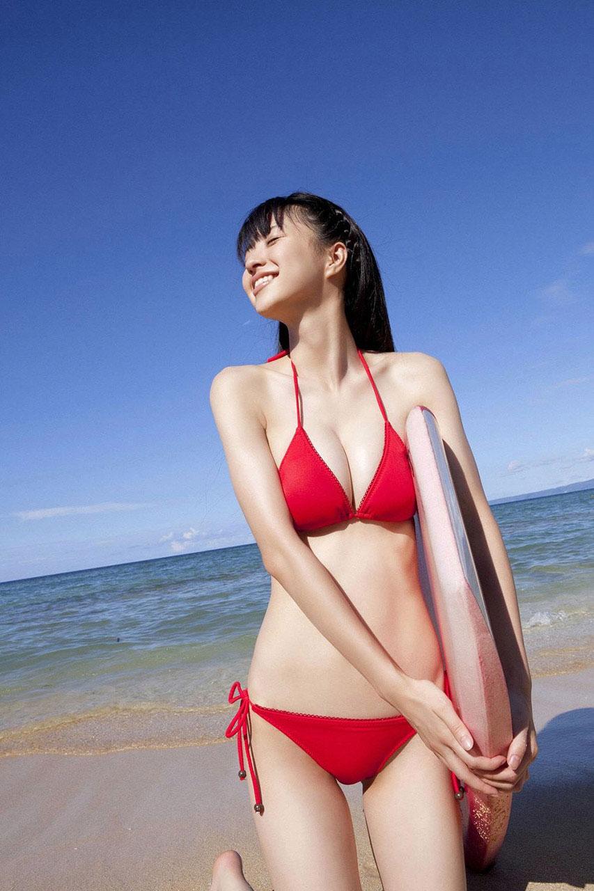 【おっぱい】少し温度が上がってきたらすぐに水着画像が恋しくなる禁断症状が...w【30枚】 12