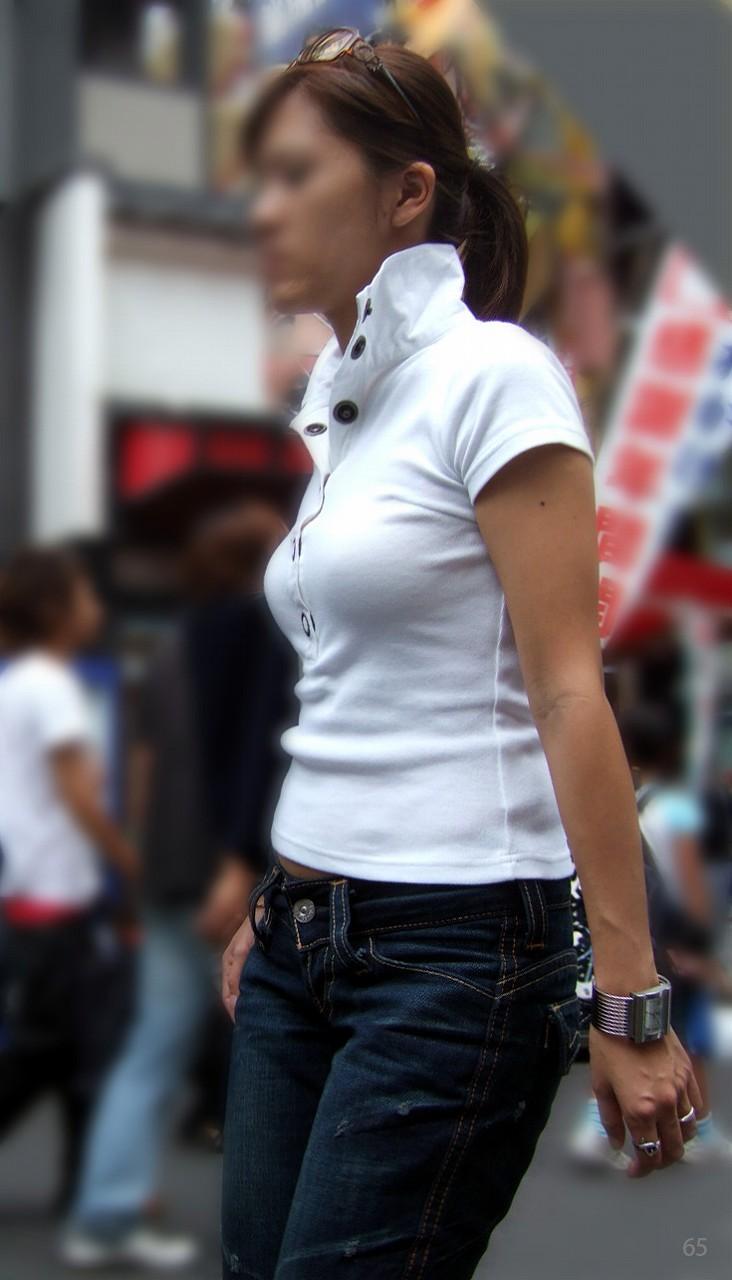 【おっぱい】胸が膨らみまくっている女の子を一番見れるのは春先!!!【30枚】 18