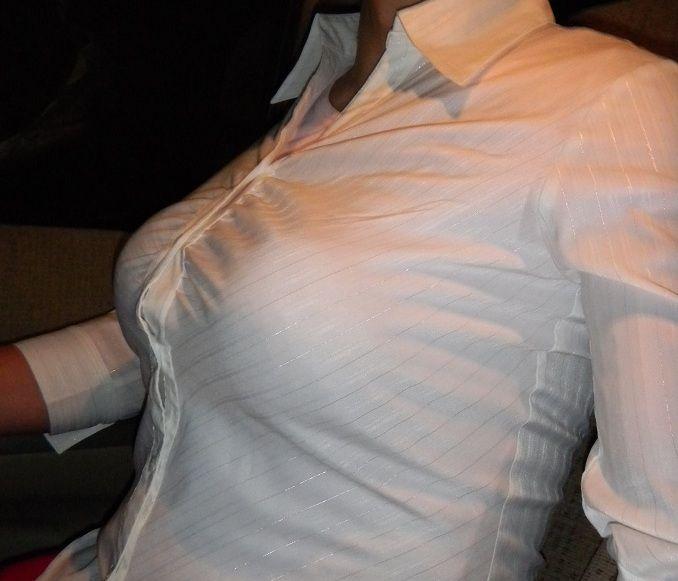 【おっぱい】胸が膨らみまくっている女の子を一番見れるのは春先!!!【30枚】 25