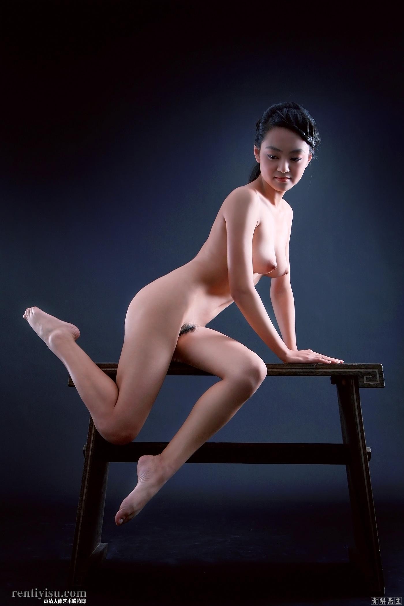 【おっぱい】中国人のヌード画像を妄想するとスレンダー系のお姉さんを想像するアル!【38枚】 16
