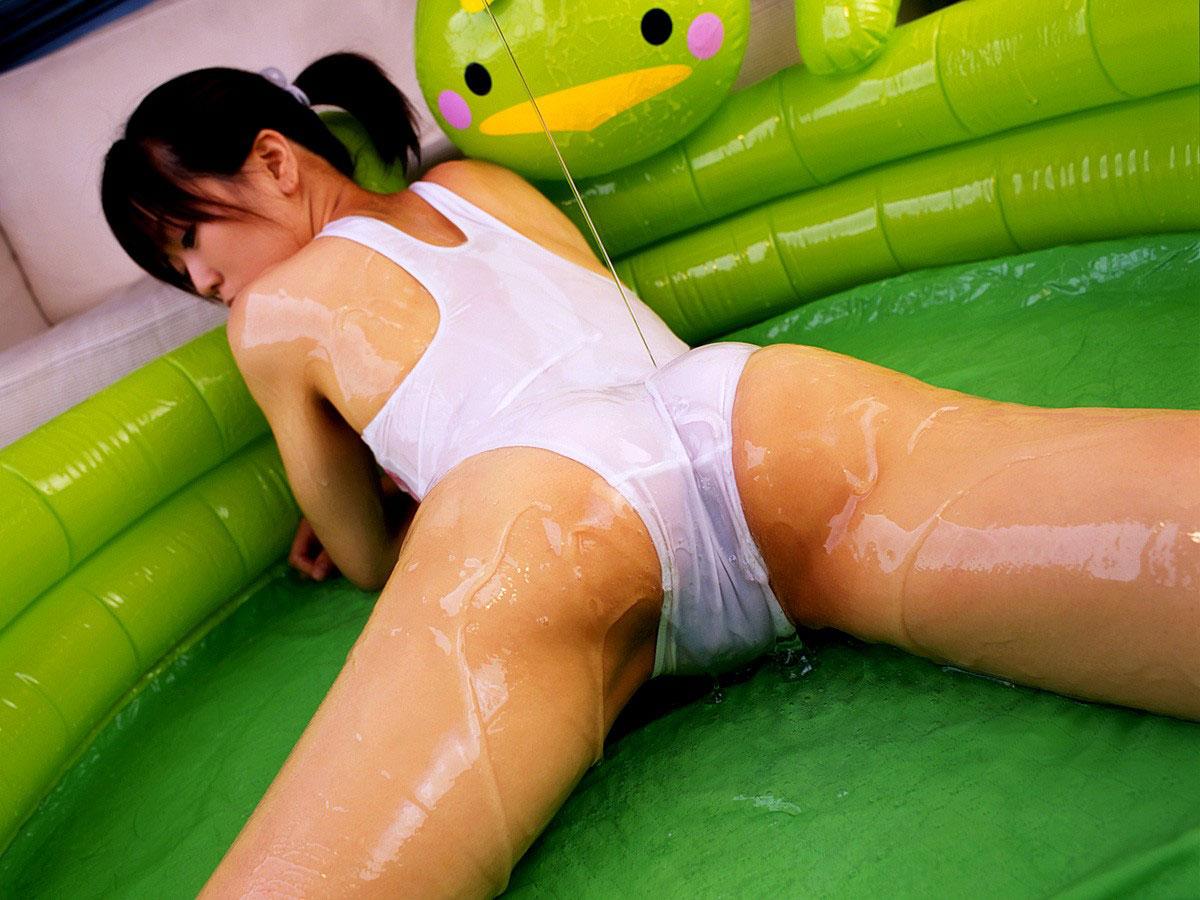 【おっぱい】巨乳を一番魅力的に見せたいならオイルかローションを塗れ!w【34枚】 13