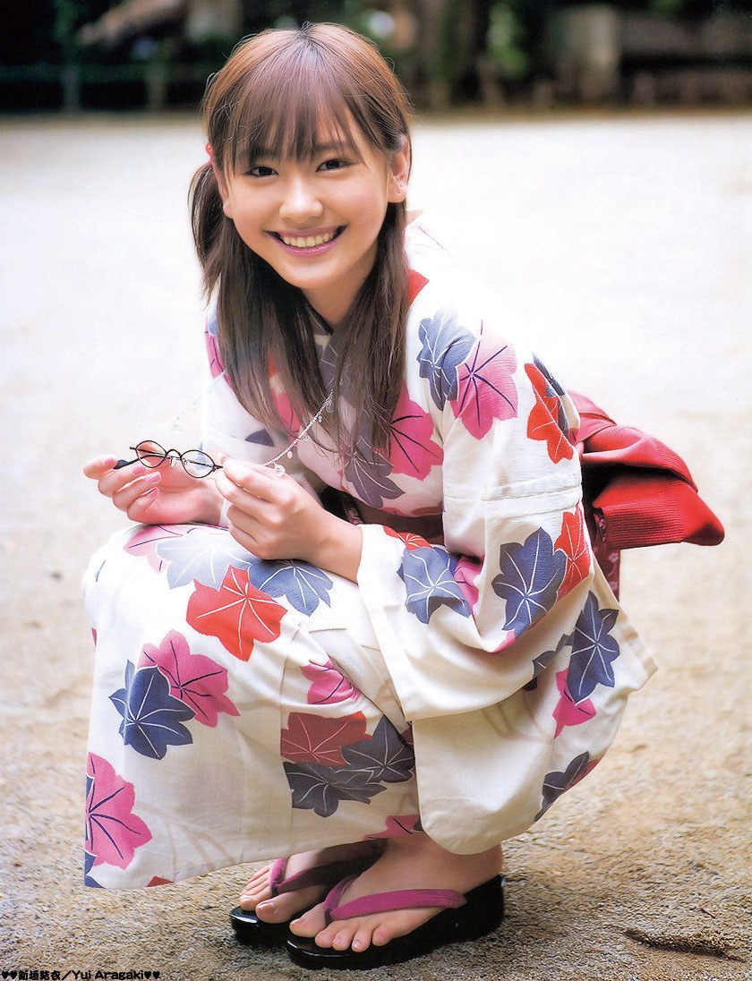 【おっぱい】和服や浴衣が似合う日本的な彼女とイチャコラしたくなる画像まとめ【30枚】 10