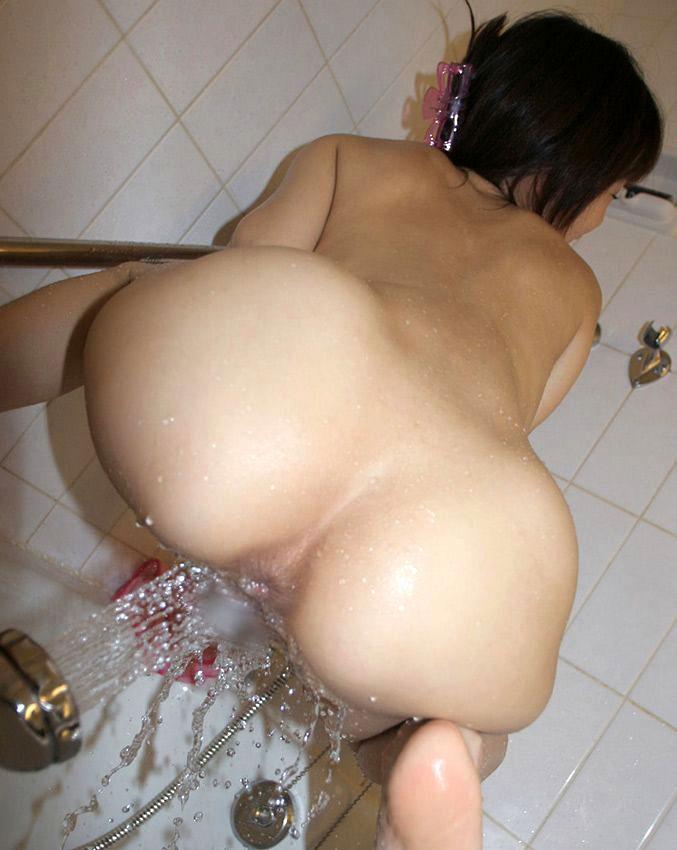 【おっぱい】シャワーで体をキレイキレイしている女性を見ると、すぐにでも抱きたくなるwww【29枚】 13