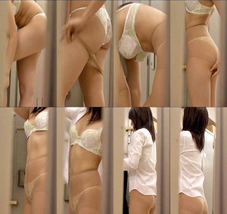 【おっぱい】男のロマンである脱衣所への乱入を妄想するのにベストな画像たちwww【30枚】 29