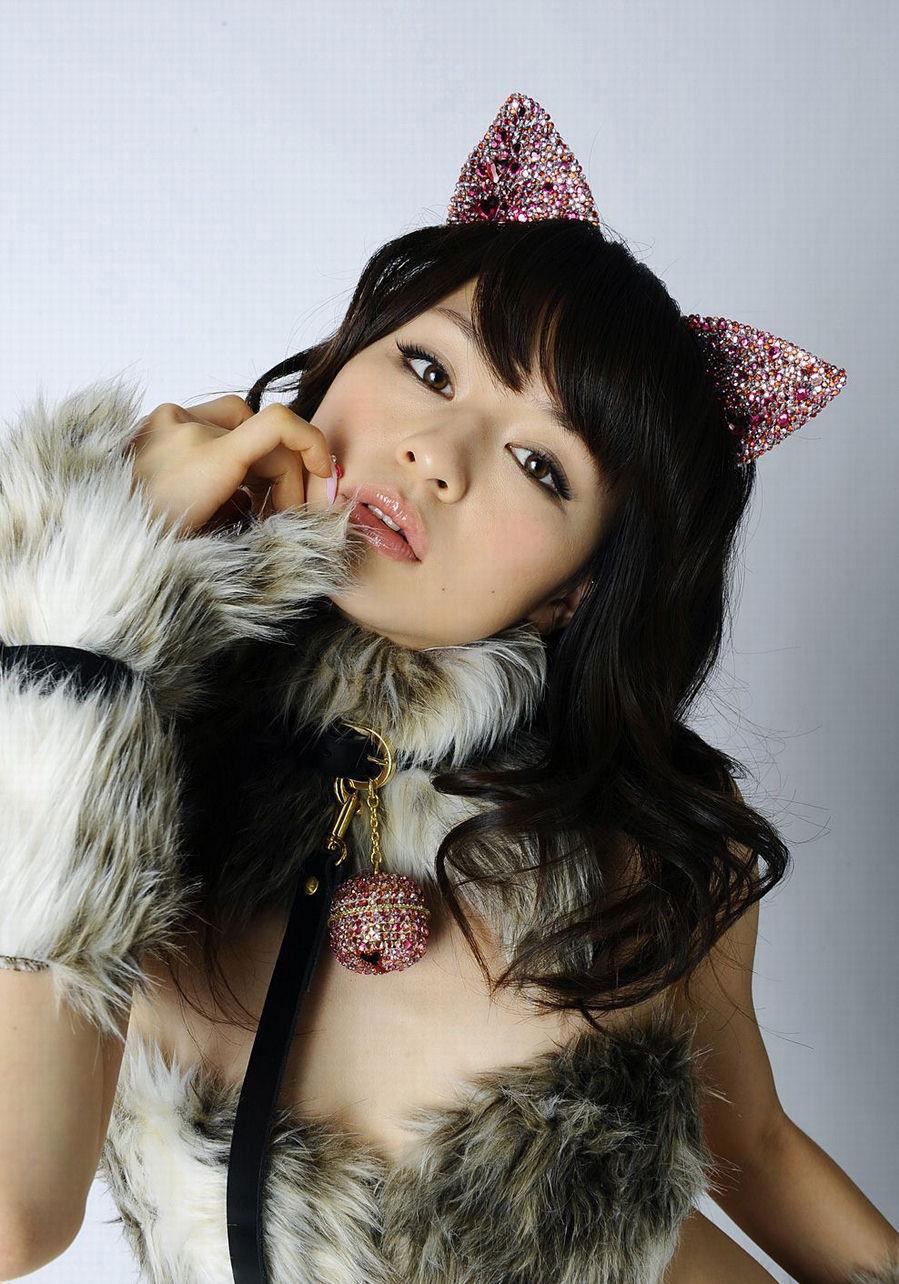 【おっぱい】猫耳コスプレの女の子の誘惑が強すぎてチン○爆発しそうwww【36枚】
