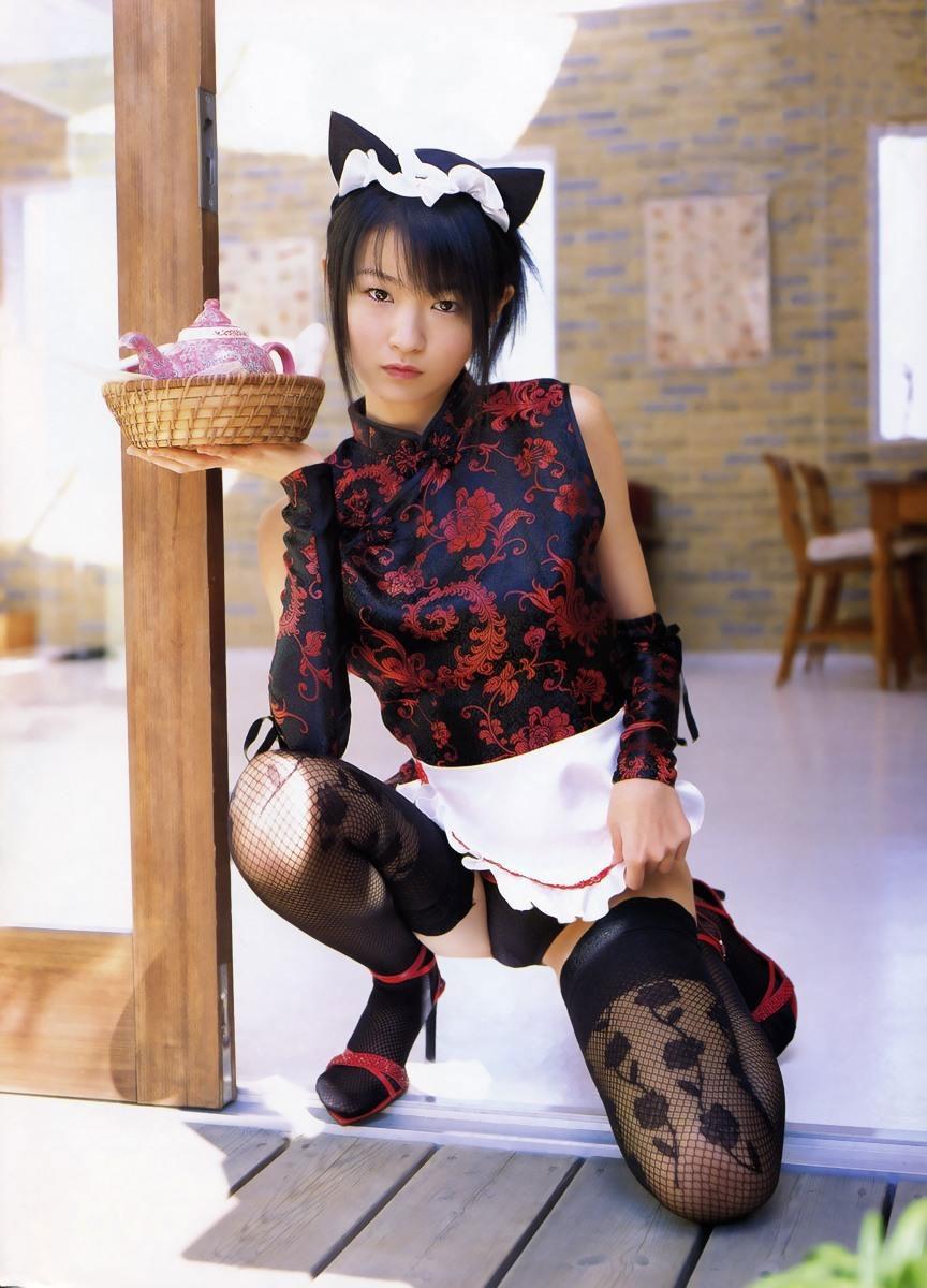 【おっぱい】猫耳コスプレの女の子の誘惑が強すぎてチン○爆発しそうwww【36枚】 30