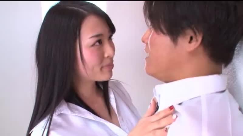 【エロ動画】誘惑してきた女教師にがっついたら優しく攻めてくれたwww【女教師】 表紙